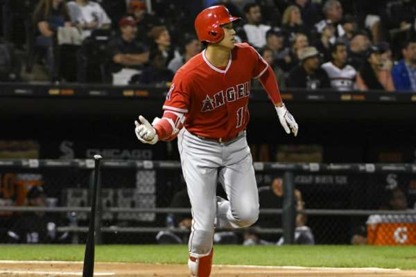 MLB》大谷19轟超越城島健司 對左投開出第2轟