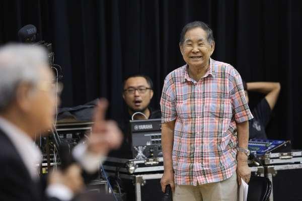 陳婉真專文:一顆台灣建國彗星的殞落─敬悼謝聰敏先生