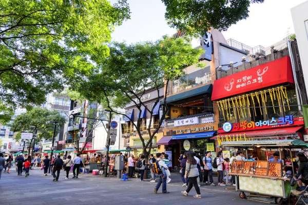 首爾自由行新手懶人包》弘大商圈必去景點、熱門住宿大公開!
