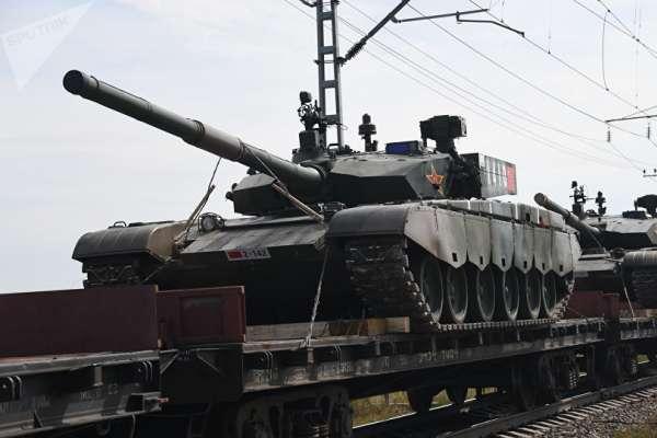 動員30萬大軍,冷戰結束後最大規模軍演!「東方-2018」中俄聯合軍演登場