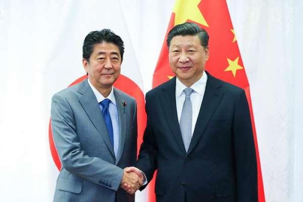 「日本要妥善處理敏感的台灣問題!」習近平見安倍晉三,確定日相10月訪華
