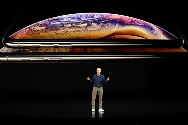 iPhone在中國賣不動,蘋果三款新機產量大砍一成
