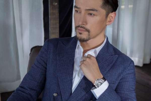 伯爵Piaget品牌推廣大使胡歌,陽光演繹全新Altiplano系列腕錶