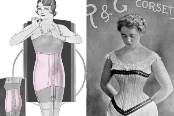 古代女人的束腹內褲為何被淘汰了?全都跟「這場戰爭」有關…一窺鮮為人知的內衣演變史