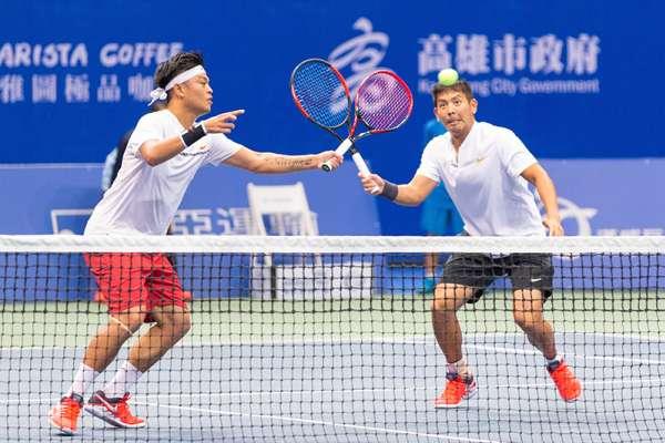 網球》海碩盃孟菲爾斯首輪激戰 台灣好手明日輪番上陣