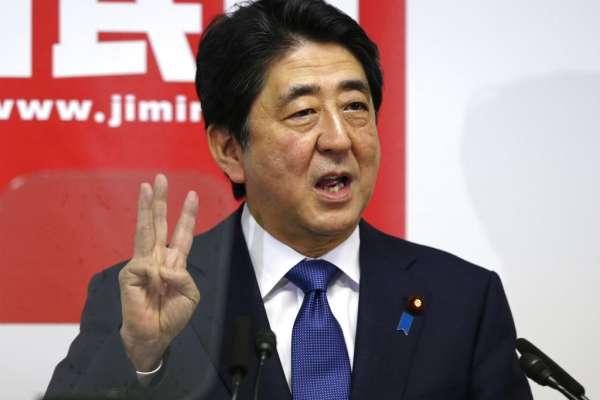 安倍勝出!安倍晉三連任自民黨總裁,可望成為日本執政最久首相