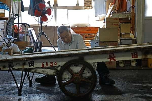【魚河岸敘事】築地小車力量大 修理換新50年來都靠他