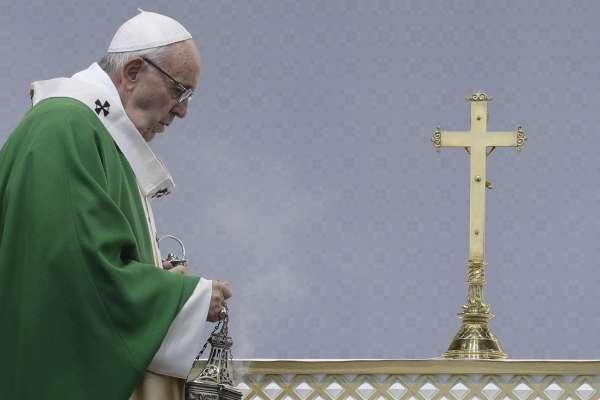教宗方濟各力挽狂瀾 梵蒂岡刑法40年最大改革:性犯罪不向上舉報就可能遭免職