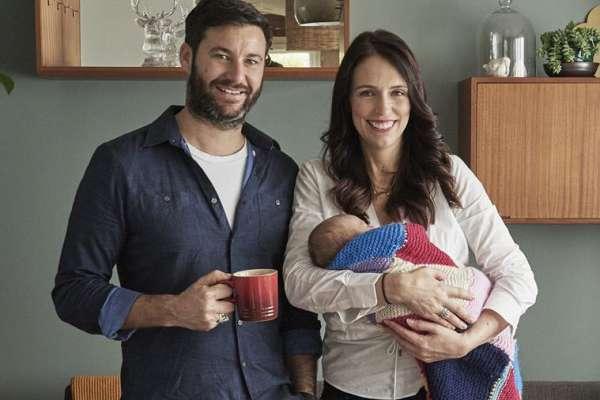 萌娃出任務!紐西蘭總理暨「第一寶寶」參加聯合國大會,雅頓成史上第一人