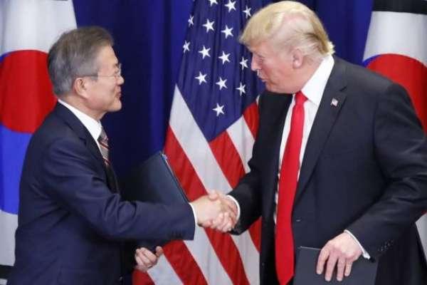 川普的「公平貿易」長這樣!美韓修訂自由貿易協定,美國汽車業有望擴展南韓市場