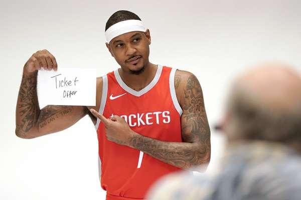 NBA》甜瓜人生尚未完結 交易截止日前都還有希望