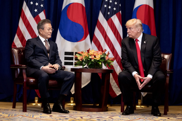 第二次川金會呼之欲出》「金正恩是了不起的北韓強人」 川普:我跟他很快就會再見面