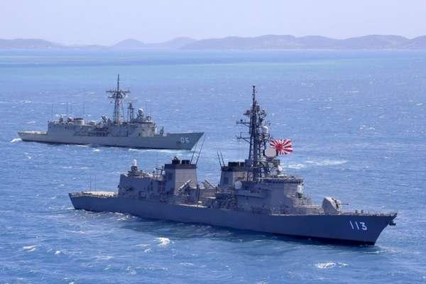 「自由國家再度聽見戰鼓之聲!」澳洲官員警告:不應低估台海開戰的可能性