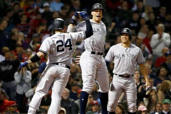 MLB季後賽》賭城分析師原本不看好洋基 紅襪現在反而是落水狗
