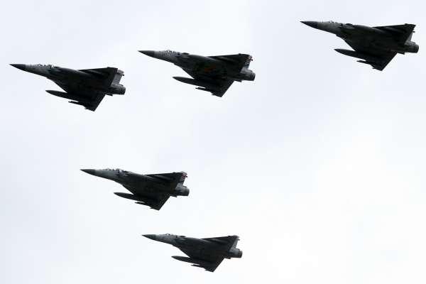 黑鷹失事》聯合公祭14日舉行 幻象2000將以追思隊形通過致敬殉職將士