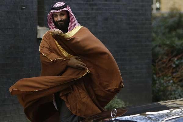 九一一恐攻之後.沙烏地阿拉伯最嚴峻危機》新銳王儲形象大崩壞 哈紹吉案撼動王室權力結構