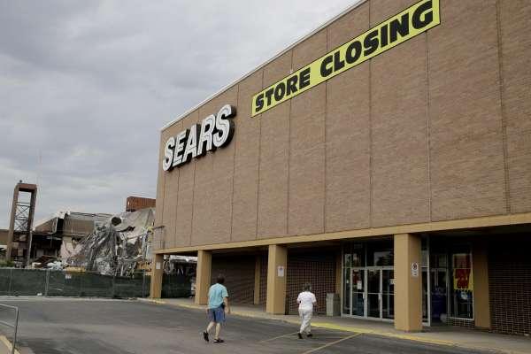極盛時期分店4000家、員工35萬人,如今無力償債 美國連鎖百貨公司鉅子「西爾斯」聲請破產