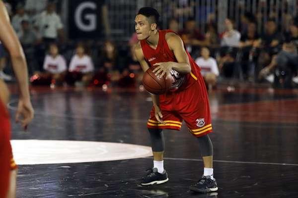 籃球》高國強也有旅外夢 走出與弟弟不同的籃球路