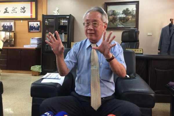 高雄農會理事長遭名嘴控雙面人 蕭漢俊:不排除提告