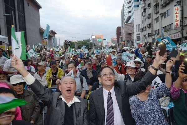 陳昭南專欄:從「拒統」到「制憲」,台灣「反併吞運動」大集結!