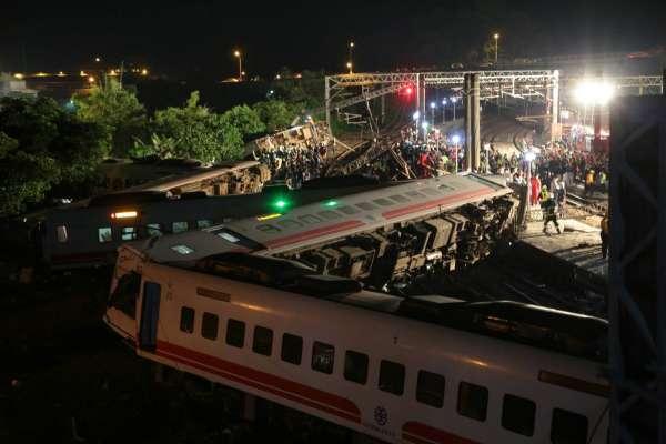 近37年最慘痛!普悠瑪翻車18死168傷 回顧台鐵10年重大事故