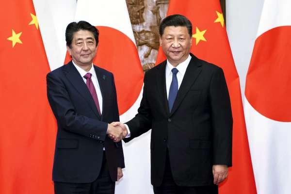 中日達成「高度一致共識」 中國外交部:歡迎安倍3原則