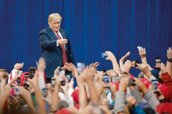 多維觀點》美國期中選舉或洗牌 成也川普敗也川普