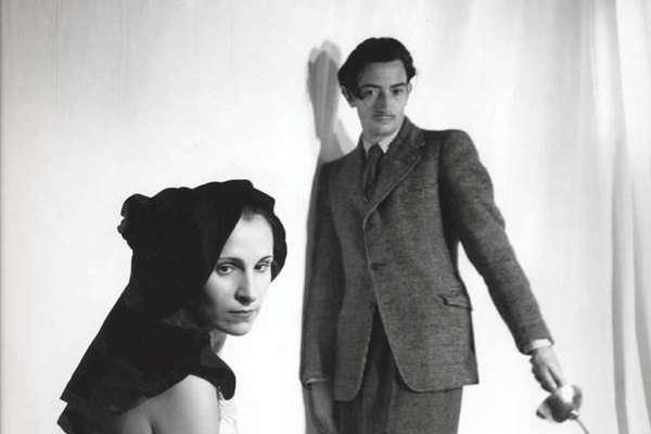 「天才與瘋子一線之隔」藝術家達利深愛老婆,卻允許彼此婚外情⋯他以星座解析這荒誕的「深情」