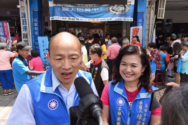 觀點投書:民進黨新潮流與日本極道