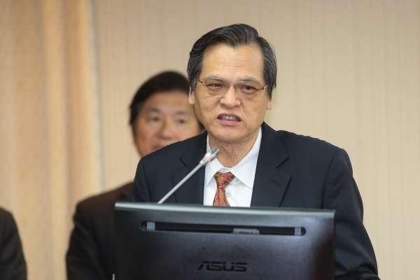 石之瑜觀點:請陳明通還給台灣人基本尊嚴