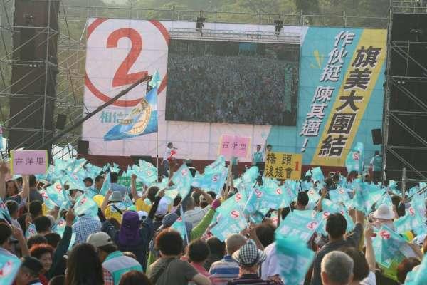 韓國瑜唱《夜襲》被批軍國主義 音樂人焦元溥提醒:陳其邁造勢不宜用希特勒宣傳配樂