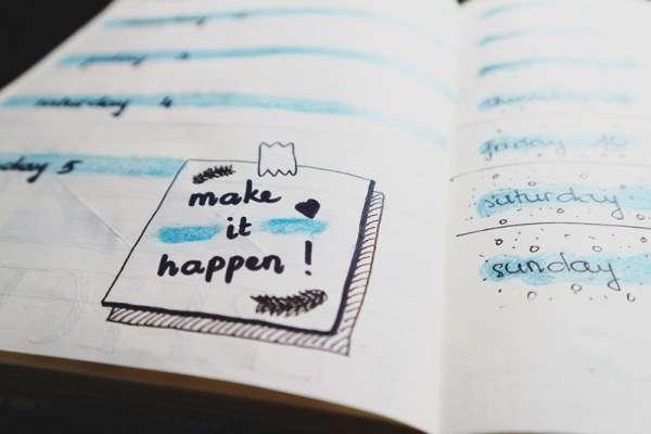 年度計畫總是很難完成?資深管理師教你:5步驟做出最適合自己的目標設定