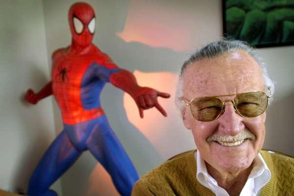 蜘蛛人、鋼鐵人、雷神索爾同聲哭泣!「漫威之父」史丹李95歲高齡病逝