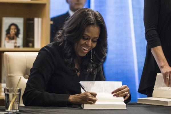 成為我、成為我們、成為更多……美國前第一夫人蜜雪兒.歐巴馬的新書《成為》