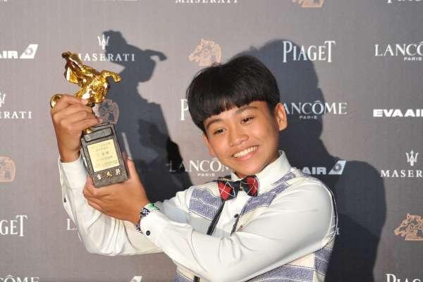 金馬55》只有14歲!《只有大海知道》鍾家駿奪最佳新演員