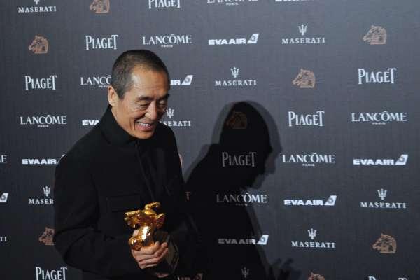 金馬統獨爭議》中國國家電影局宣布:今年暫停參加金馬影展