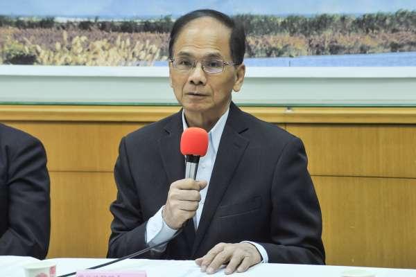 馬英九稱九二共識為「保命仙丹」 游錫堃嗆:你去香港住一年看看