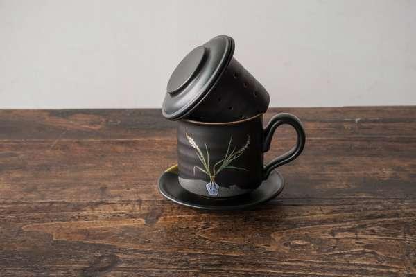 想休息一下嗎?那麼來喝杯茶吧!