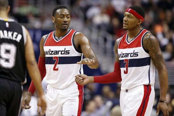 NBA》衝突後雙槍說再見? 巫師眾將籲球隊莫理閒言