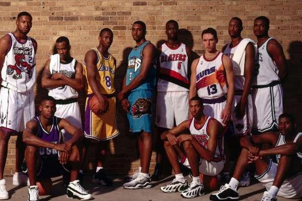 1996梯選秀後,開啟NBA另一個天賦滿溢時代