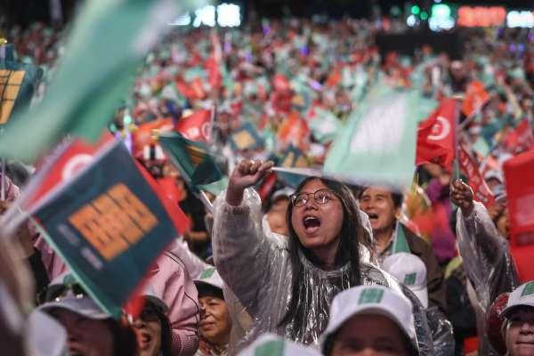 綠營高雄戰鼓響!菊系底氣仍足、湧言會崛起拚18席全壘打 力爭議員出線