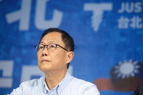 林靖宇觀點:丁守中驗票反擊,為2020年國民黨總統選舉帶來隱憂