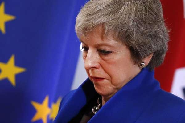 英國脫歐里程碑》歐盟批准《退出協議》與《政治宣言》英國首相梅伊全力闖關國會表決
