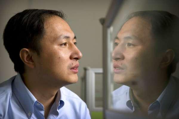 基因編輯嬰兒風暴》時隔一年,中國科學家賀建奎疑「被消失」,寶寶健康狀況不為人知
