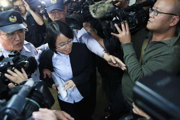 吳音寧確定走人!解職臨時提案一致通過 「仍有董事為她發聲」