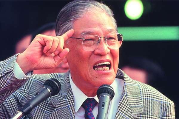 張景為專文:「顧命權臣」想控制李登輝,但控制不了