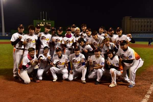 城市友好交流 台韓明星慈善棒球賽屏東開打