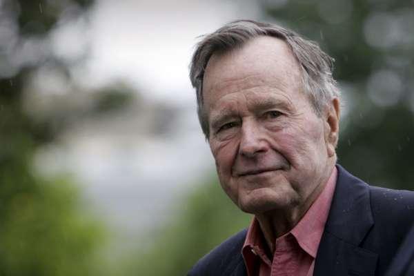 長平觀點:美國前總統老布希目光短淺,錯過鉗制中共的良機,出賣整個人類的良知,罪莫大焉!