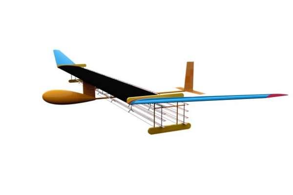 沒螺旋槳跟引擎也能飛上天? 麻省理工學院讓「夢想飛機」起飛!