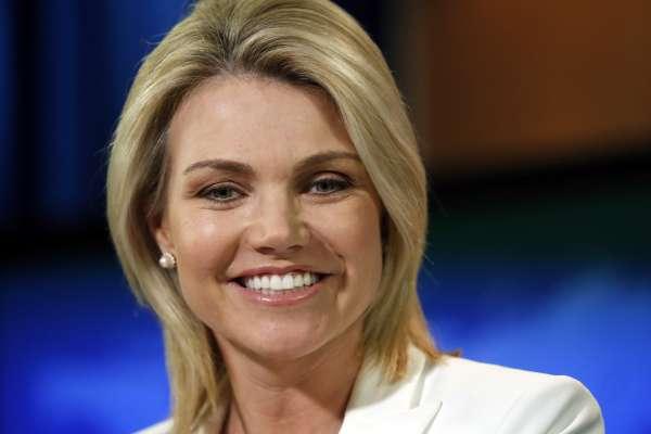 美國下一位駐聯合國大使:國務院女發言人諾爾特出線 外交經驗薄弱,難以參與決策